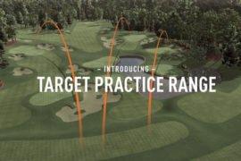TrackMan 4:Target Practice Rangeのご紹介
